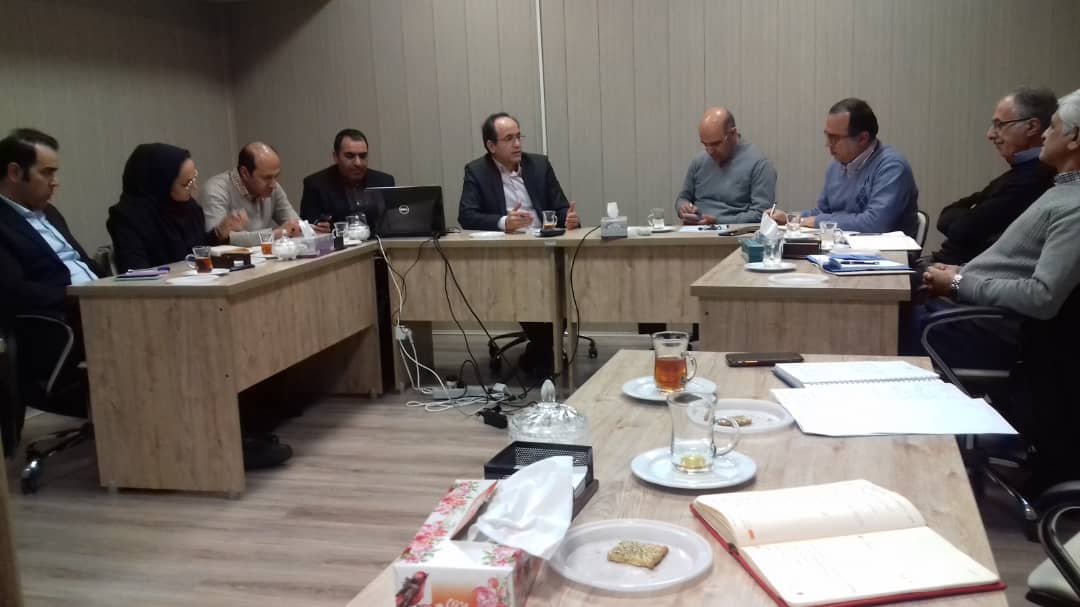 برگزاری جلسه مشترک شرکت گسترش و نوسازی معادن خاورمیانه (ممرادکو) و دانشگاه علم و صنعت با موضوع ارتباط صنعت با دانشگاه