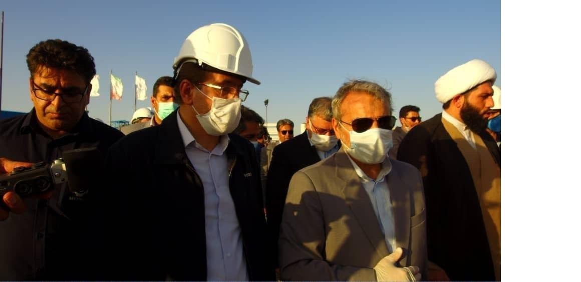 افتتاح کارخانه فرآوری کنسانتره زغالسنگ ممرادکو در طبس